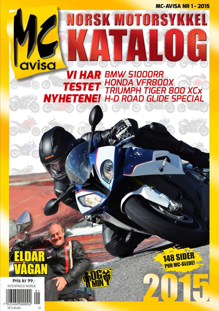 Norsk MC-katalog 2015
