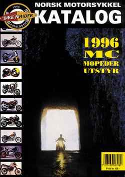 Norsk MC-Katalog 1996
