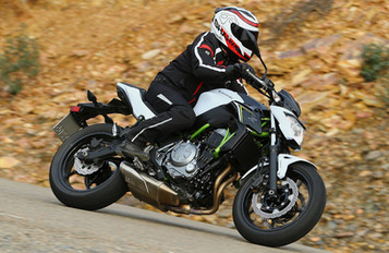 Test av Kawasaki Z650 – Human Tøffing