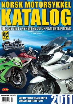 Norsk MC-katalog 2011