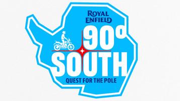 Royal Enfield til Sydpolen