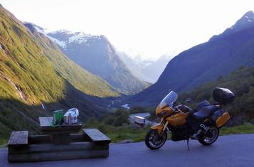 Tur nr. 3: Fjordfantasi i nordvest