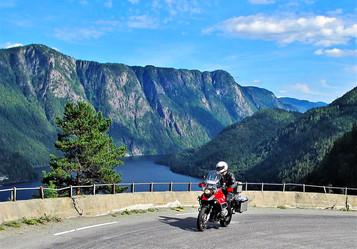 Tur nr. 2: Natur og tradisjon i Telemark