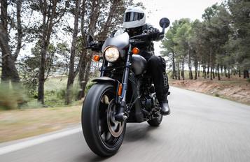 Test av H-D Street Rod – Harleys nye Streetfighter
