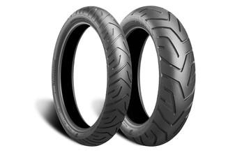 Under testing: Michelin Pilot Road 5 og Bridgestone Battleax Adventure A41