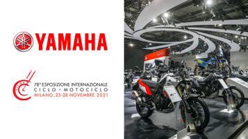Yamaha skal delta på EICMA-messen