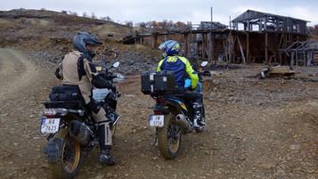 Røros hotell har startet arbeidet med å utvikle HUB-riding-ruter i et fantastisk kjøreterreng