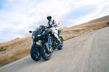 Yamaha Niken – tresylindret LMW…