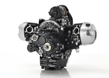 Oppgradering av BMWs væskekjølte R 1200-serie
