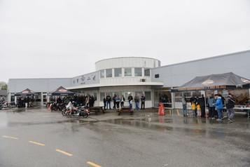Folksomt hos H-D Stavanger/Arena MC