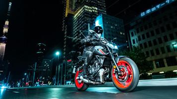 Tryggere å kjøre motorsykkel
