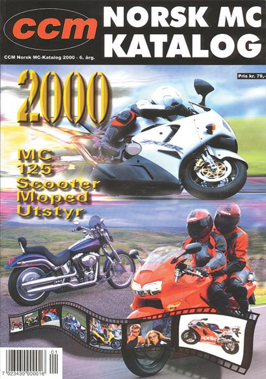 Norsk MC-Katalog 2000