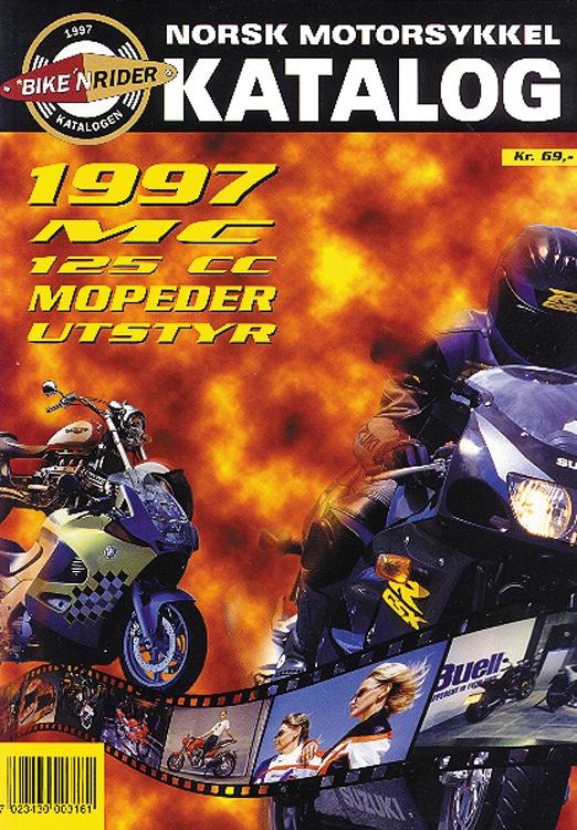 Norsk MC-Katalog 1997
