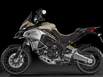 Ducati viser ny 1200 Multistrada Enduro Pro