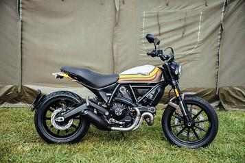 Nok en variant av Ducati Scrambler