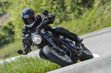Test av Ducati Scrambler Café Racer – Selvmotsigende fortreffelighet?