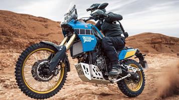Ny Yamaha Ténéré 700 Rally Edition