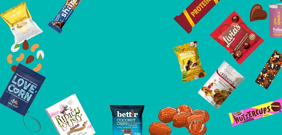 SnackBaron-gesunder snacks fürs büro & f