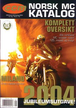 Norsk MC-Katalog 2004
