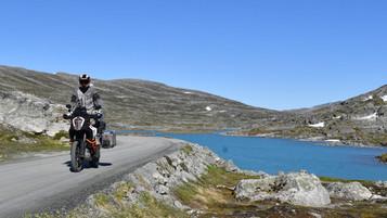 Vi kårer Norges Nasjonale Motorsykkelveier