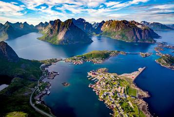 Tur nr. 1: Øyer, hav og vill natur i nord
