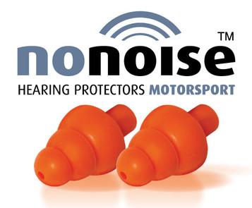 NoNoise ørepropper med keramisk støyfilter