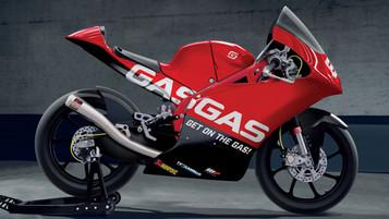 GasGas satser på asfalt og Moto3