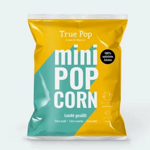 Süßes Popcorn aus Ur-Mais