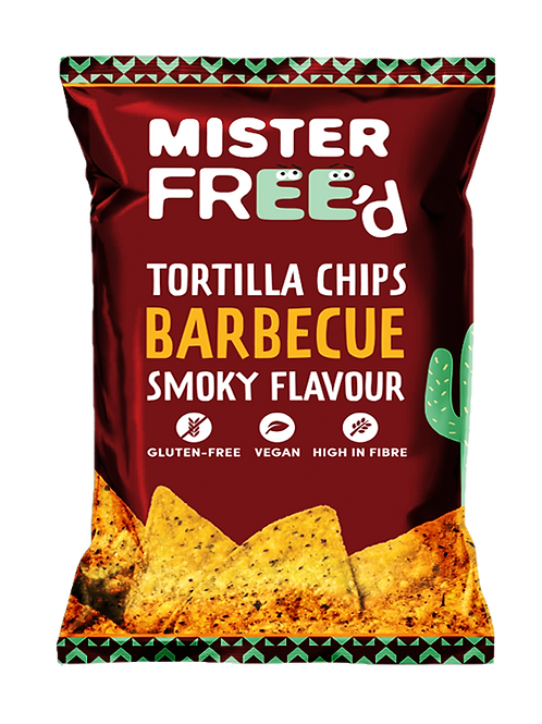 MR FREE'D Tortilla Chips Barbecue