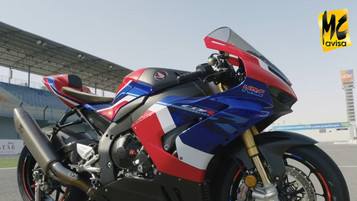 Video fra Fireblade SP-testen