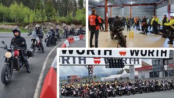 WIMA inntok Rudskogen igjen – kjørekurs med 80 kvinnelige deltakere!