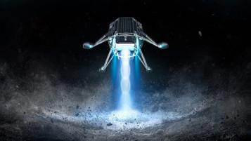 Suzuki drar til månen …