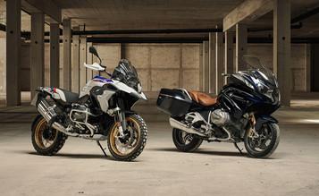 Mer om BMW R 1250 GS og R 1250 RT