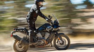 Harley-Davidson Pan America – nedtellingen er over!