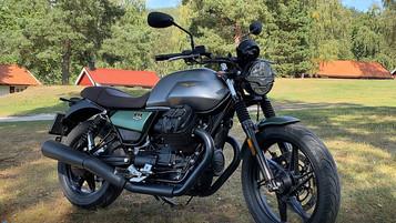 Vi har testet Moto Guzzi V7 850 Stone Centurion