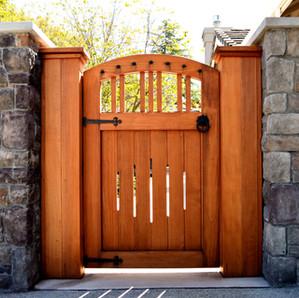 Gates. Fences. Walls