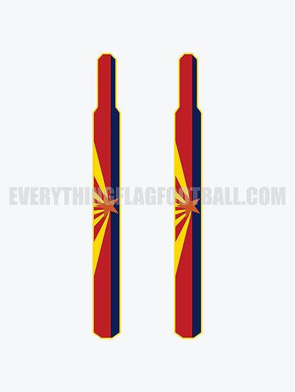Arizona Flag Set