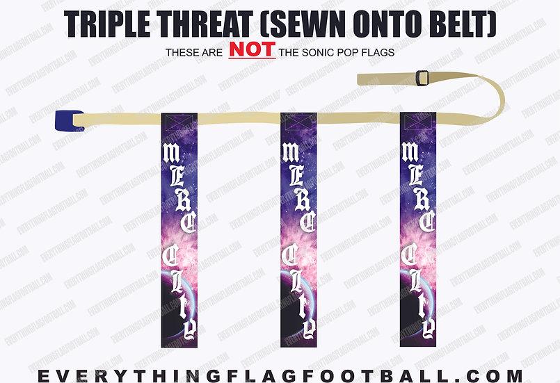 Merc City Triple Threat