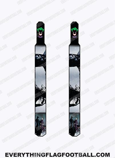 Batman/Joker Flag Set