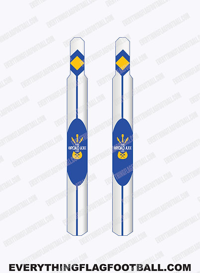The Broad Axe Flag Set
