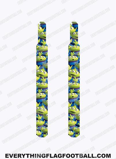 Toy Story Aliens Flag Set
