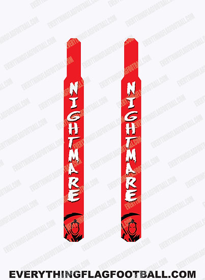 Nightmare Flag Set