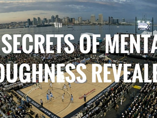 5 SECRETS OF MENTAL TOUGHNESS REVEALED