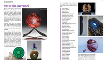 """İsveç'te Türk Camı Sergisi"" / My Published Article: ""Turkish Glass Exhibition in"