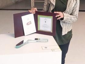 Genç Sanat 3: Güncel Sanat Proje Yarışması, Başarı Ödülü