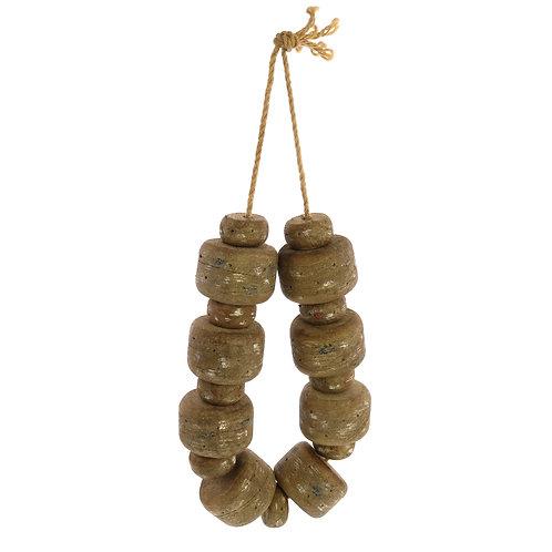 Kelso Oversized Wood Beads