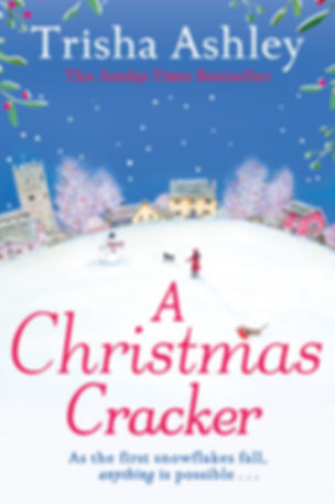 Trisha Ashley A Christmas Cracker Book Cover