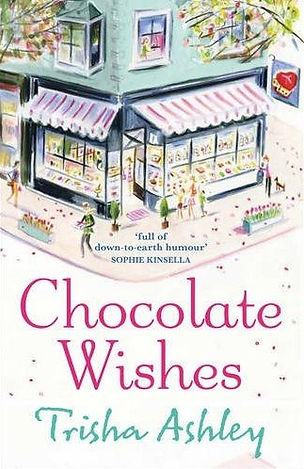 Trisha Ashley Chocolate Wishes Book Cover