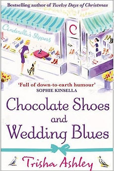 Chocolate Shoes and Wedding Blues Cover