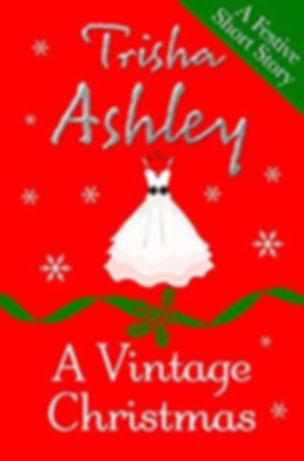 Trisha Ashley A Vintage Christmas Book Cover